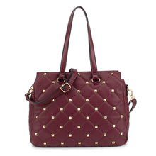 Load image into Gallery viewer, DC - Handbag - Wine - L4973W