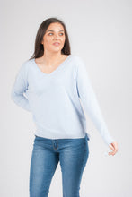 Load image into Gallery viewer, Soft V-Neck Knit 1707