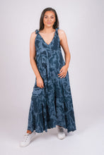 Load image into Gallery viewer, Tye Dye Dress 71017