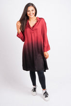 Load image into Gallery viewer, Lipstick - Two Tone Blouse - Various Colours - 71431