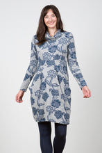 Load image into Gallery viewer, Lily & Me - Cowl 2 Pocket Dress - Grey - 8104