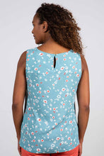 Load image into Gallery viewer, Lily & Me – Sleeveless Top – Mint – 9091