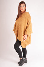 Load image into Gallery viewer, Iris - Large Knit - Camel - 8065