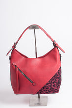 Load image into Gallery viewer, Leopard Print Soft Handbag - 918