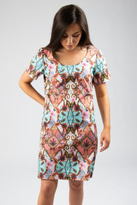 Printed Dress by Robel