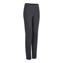 Load image into Gallery viewer, Robell Plain Trouser Marie - Charcoal Grey - 51412w