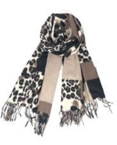 Lidy Scarf - Coffee - 91182