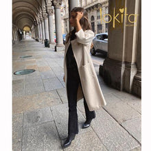 Load image into Gallery viewer, Wool Coat - 3558