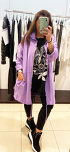 Load image into Gallery viewer, Miss Style – Wings Jacket - Lilac - 80053