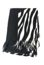 Load image into Gallery viewer, Lidy Scarf - Black - 91179