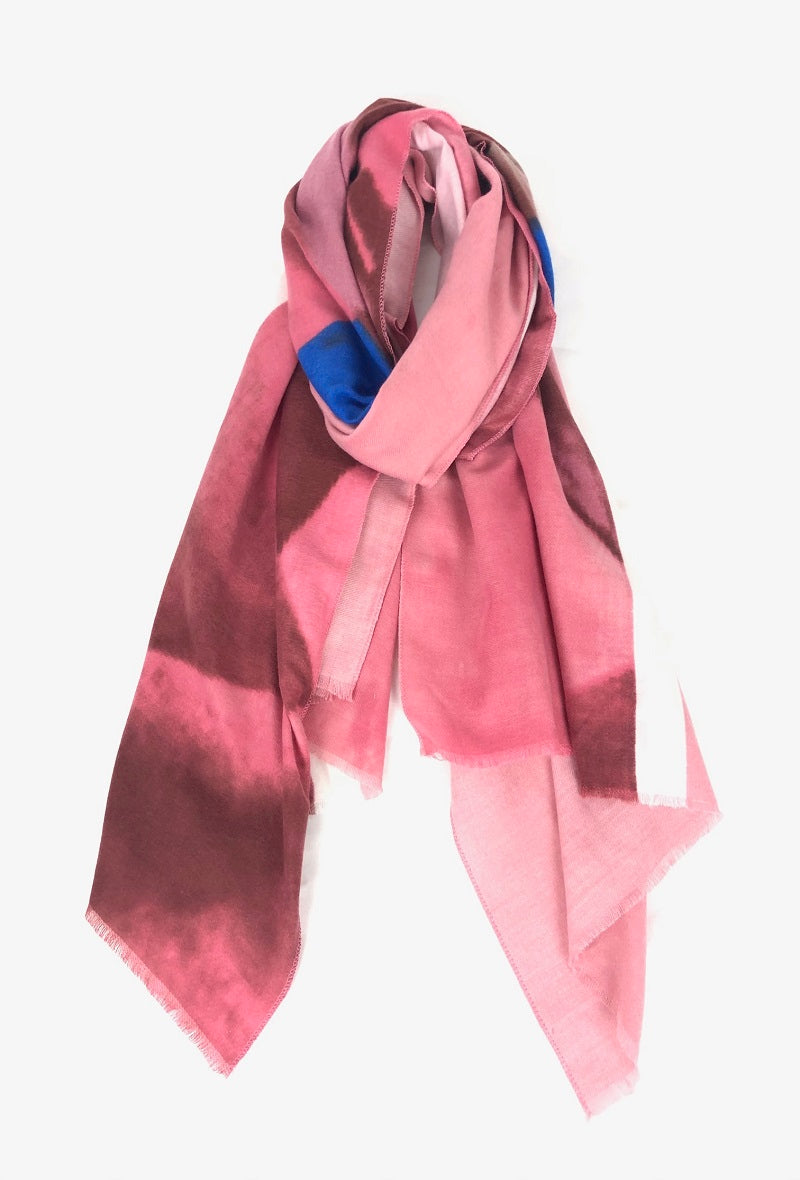 Lidy Scarf - Pink - 91180