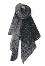 Load image into Gallery viewer, Lidy Scarf - Black - 91176