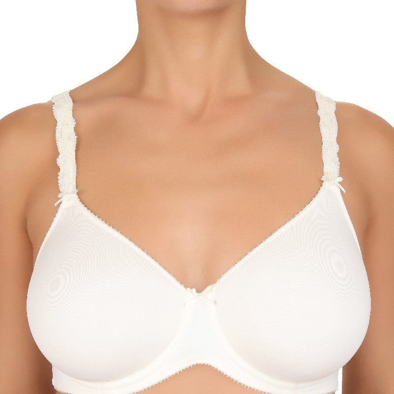 Choice wired spacer bra 0206208 048 Vanilla