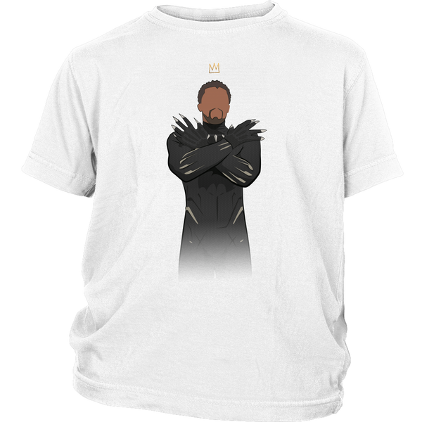 King T'Challa Kids Tee