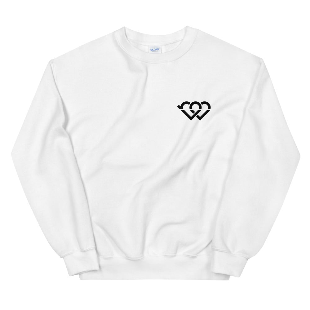Love Like Roo Heart Logo Unisex Sweatshirt