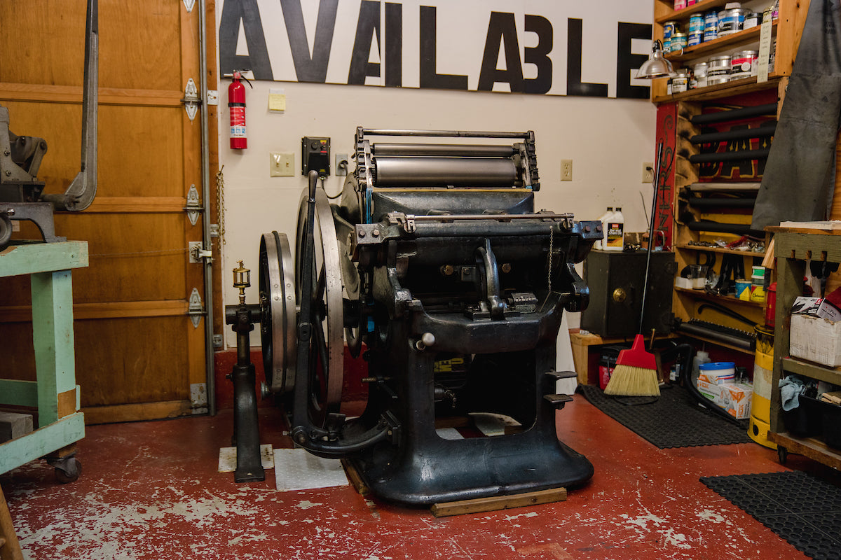 1606 Colt's Armory Press at Expedition Press