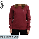 BIRD - Sweater - Ambitie Rood