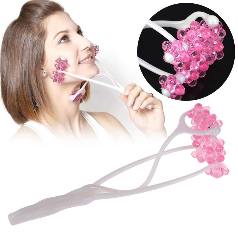 2-in-1 Chin And Face Roller