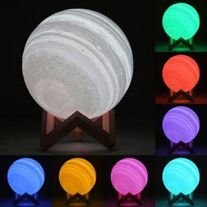 Mystical Jupiter Lamp