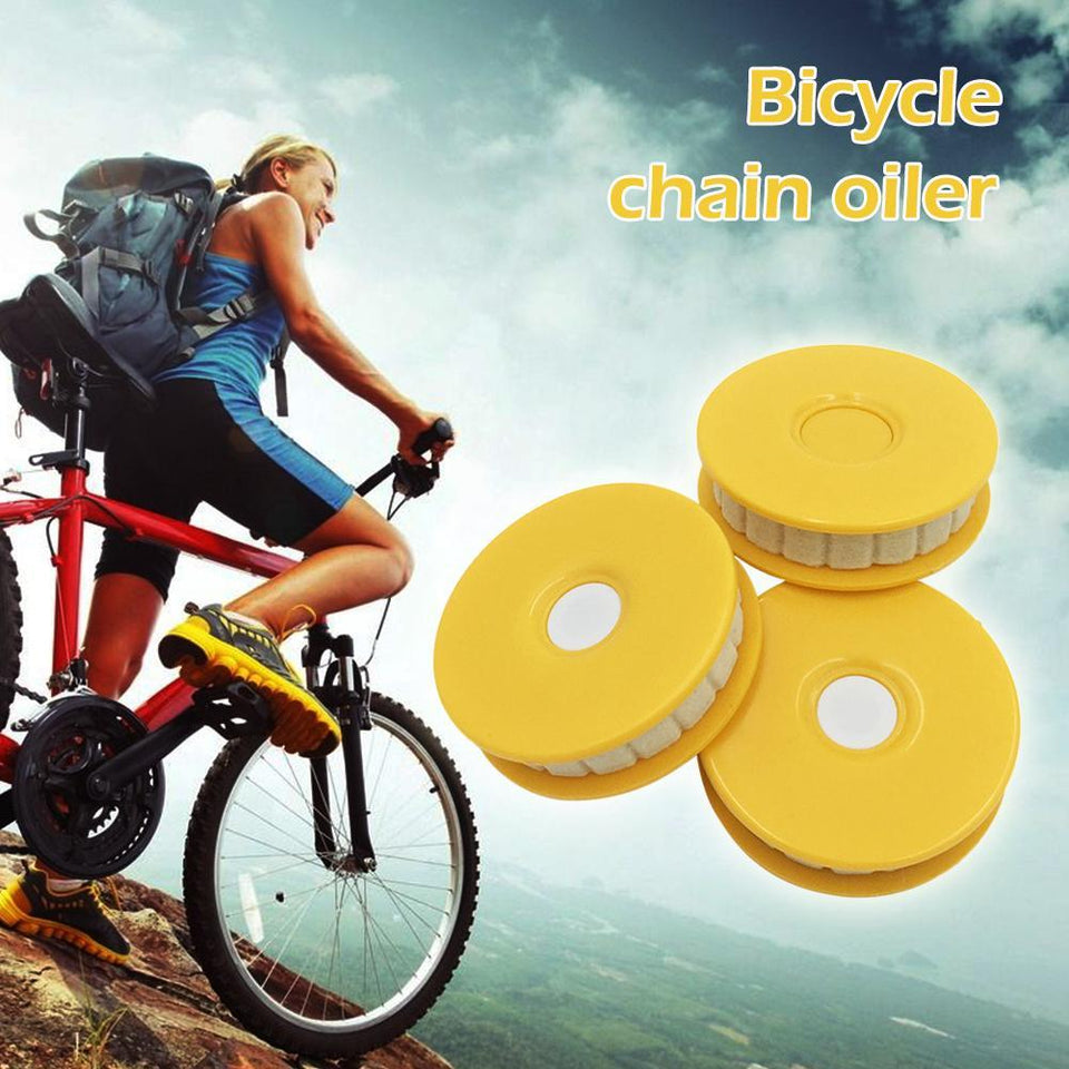 Bicycle Chain Roller Oiler