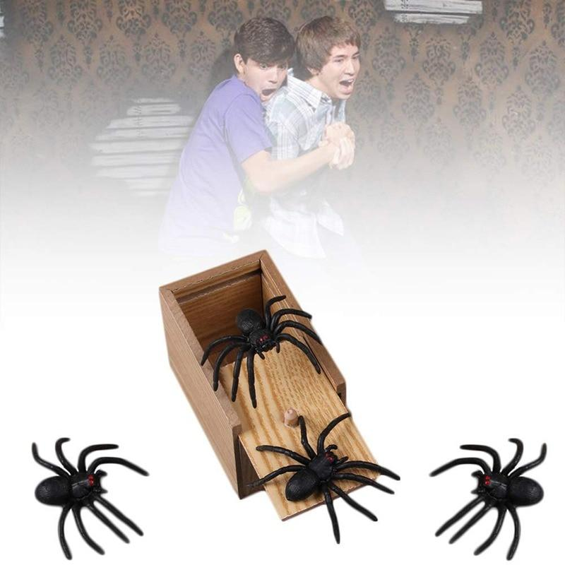 Surprise Spider Box