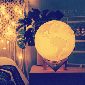 Mystical Earth Lamp