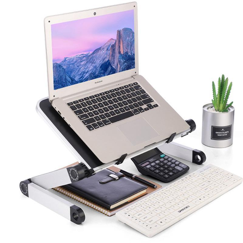 Adjustable Foldable Laptop Table