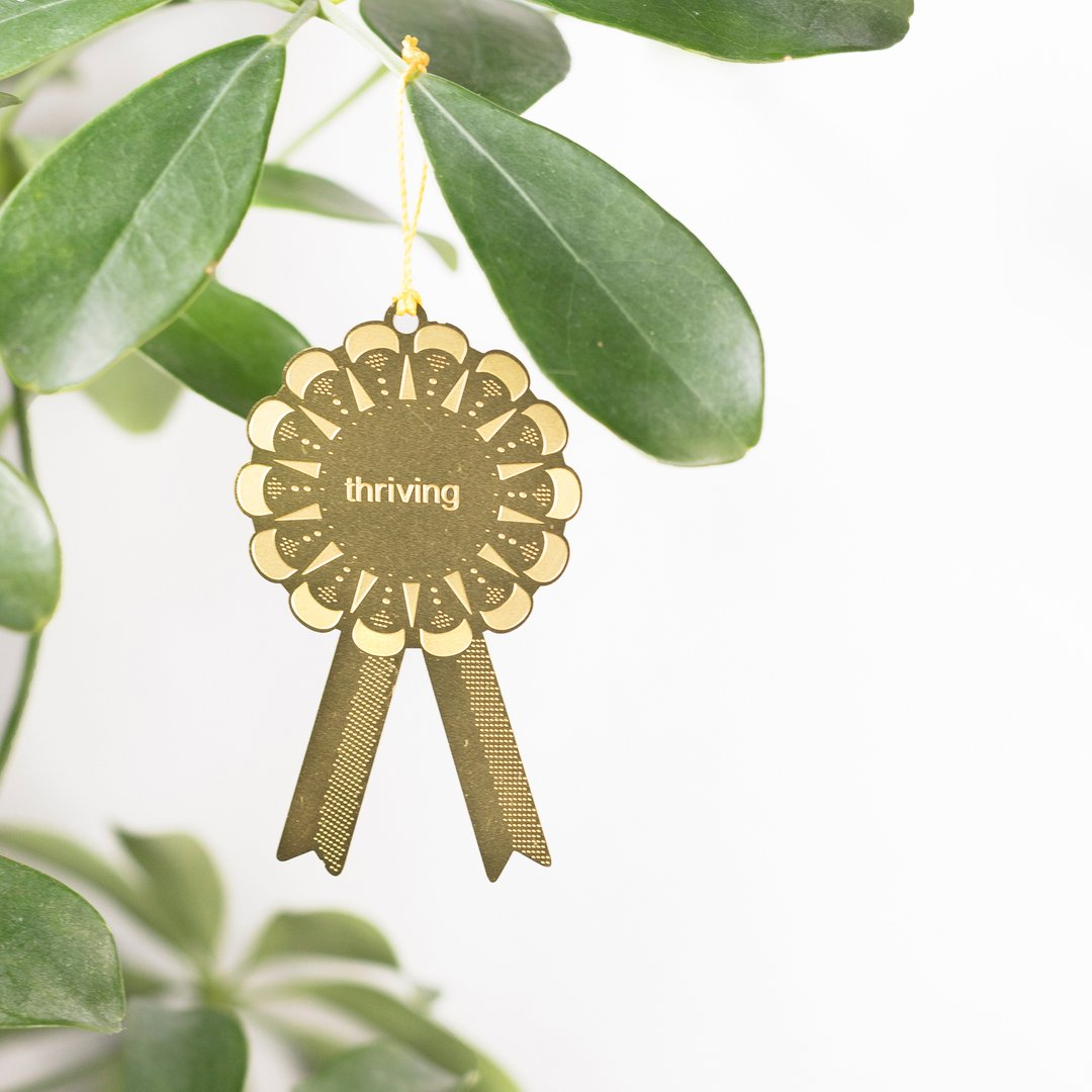 Thriving - Plant Award