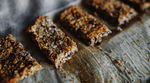 No Bake Hemp Protein Bars