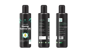 Ayurvedic Sativa Hemp Seed Oil