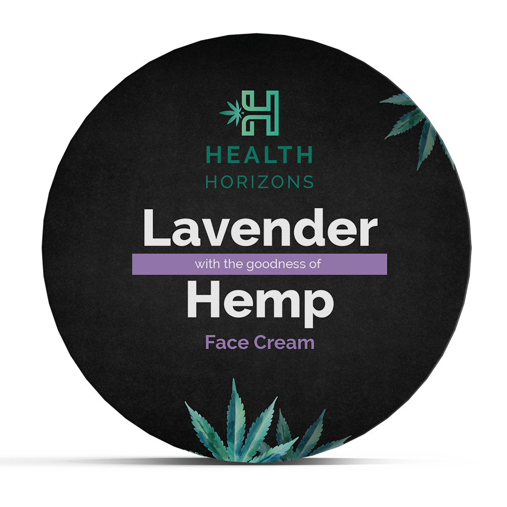 Load image into Gallery viewer, Lavender and Hemp Face Cream