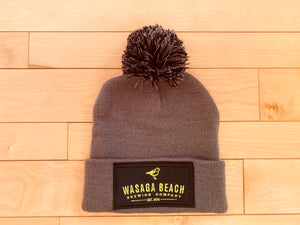Winter Toque - Grey/Black