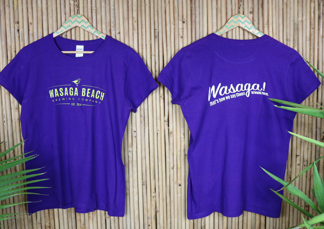 T-Shirt - WBBC- Purple