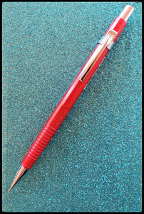 Metallic Red 0.5mm Mechanical Pencil