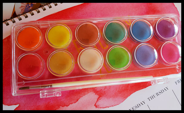Pearlescent Watercolor Set