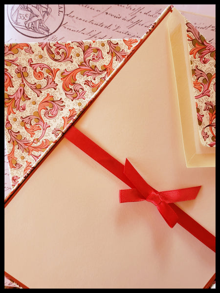 Italian Writing Paper Set