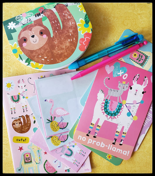 Stationery Kit Fantastic Friends