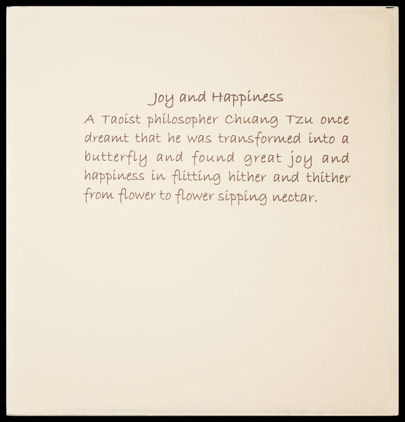 Joy & Happiness Greeting Card
