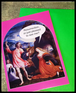 Humorous Greeting Card
