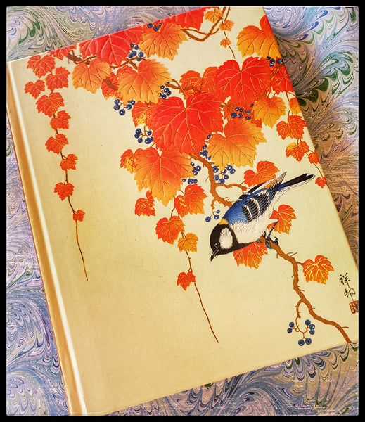 Bird & Red Ivy Journal
