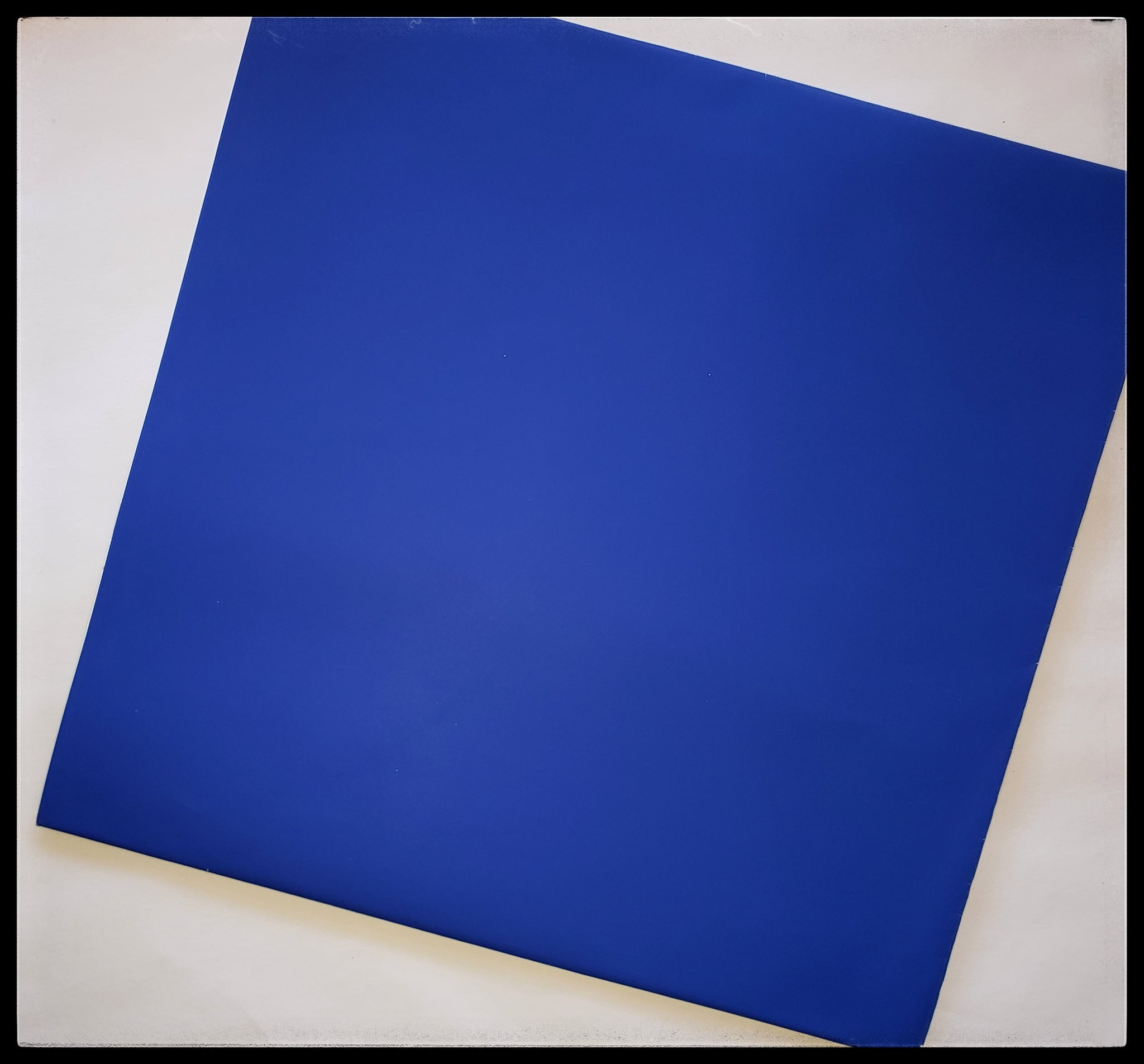 "Royal Blue   2 Sheets in a pack   20"" x 30"" (51cm x 76cm)   Arrives folded in package 10"" x 10""   Gift wrap contains 100% recycled fiber ADA The Gilded Page Santa Fe New Mexico"