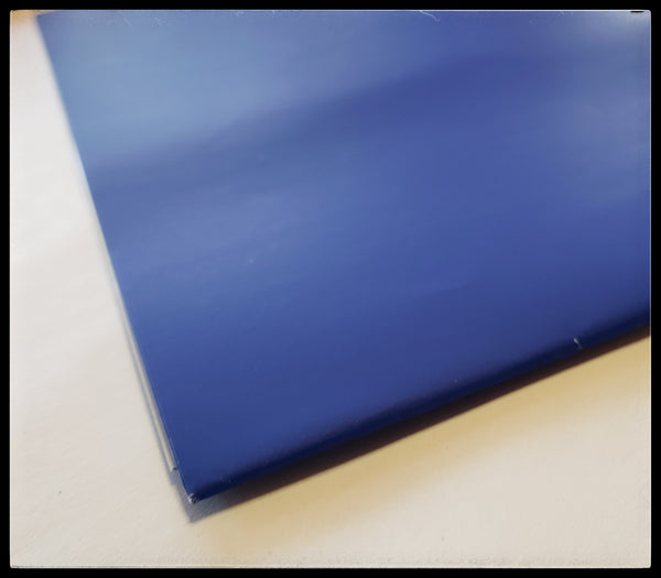 Royal Blue 2 Sheet Pack Gift Wrap Paper