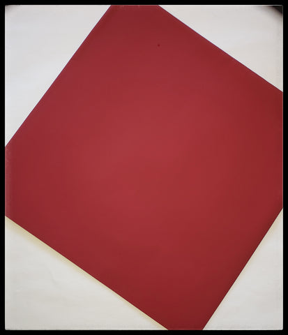 "Burgundy   2 Sheets in a pack   20"" x 30"" (51cm x 76cm)   Arrives folded in package 10"" x 10""   Gift wrap contains 100% recycled fiber ADA The Gilded Page Santa Fe New Mexico"