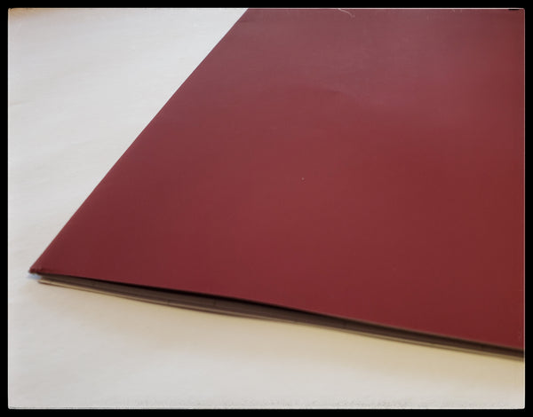 Burgundy 2 Sheet Pack Gift Wrap Paper
