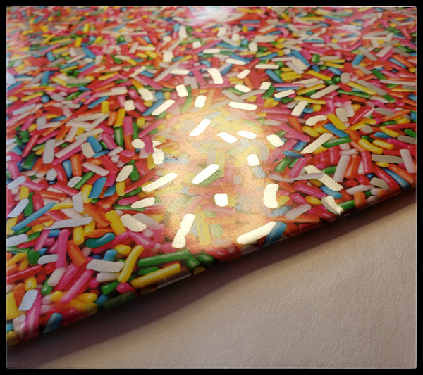 Sprinkles 2 Sheet Pack Gift Wrap Paper