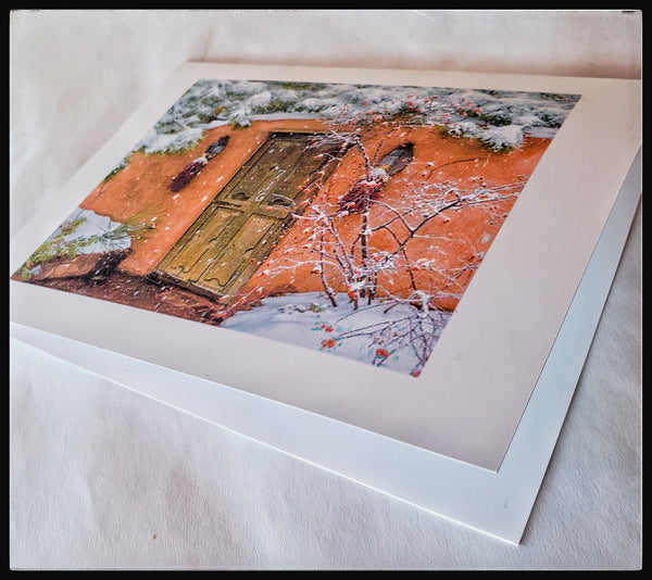 Winter's Gate Holiday Cards 8Pack