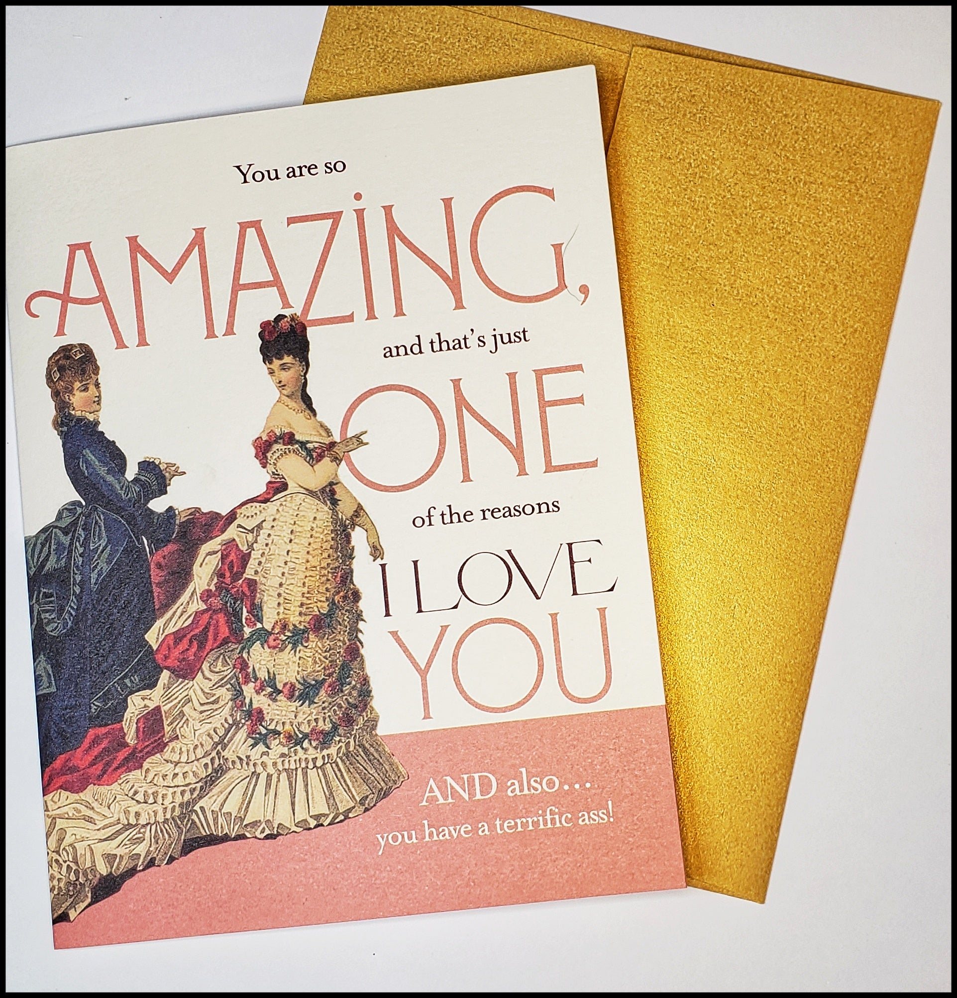 You so Amazing Valentine's Card