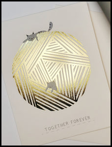 Together Forever Valentine's Card