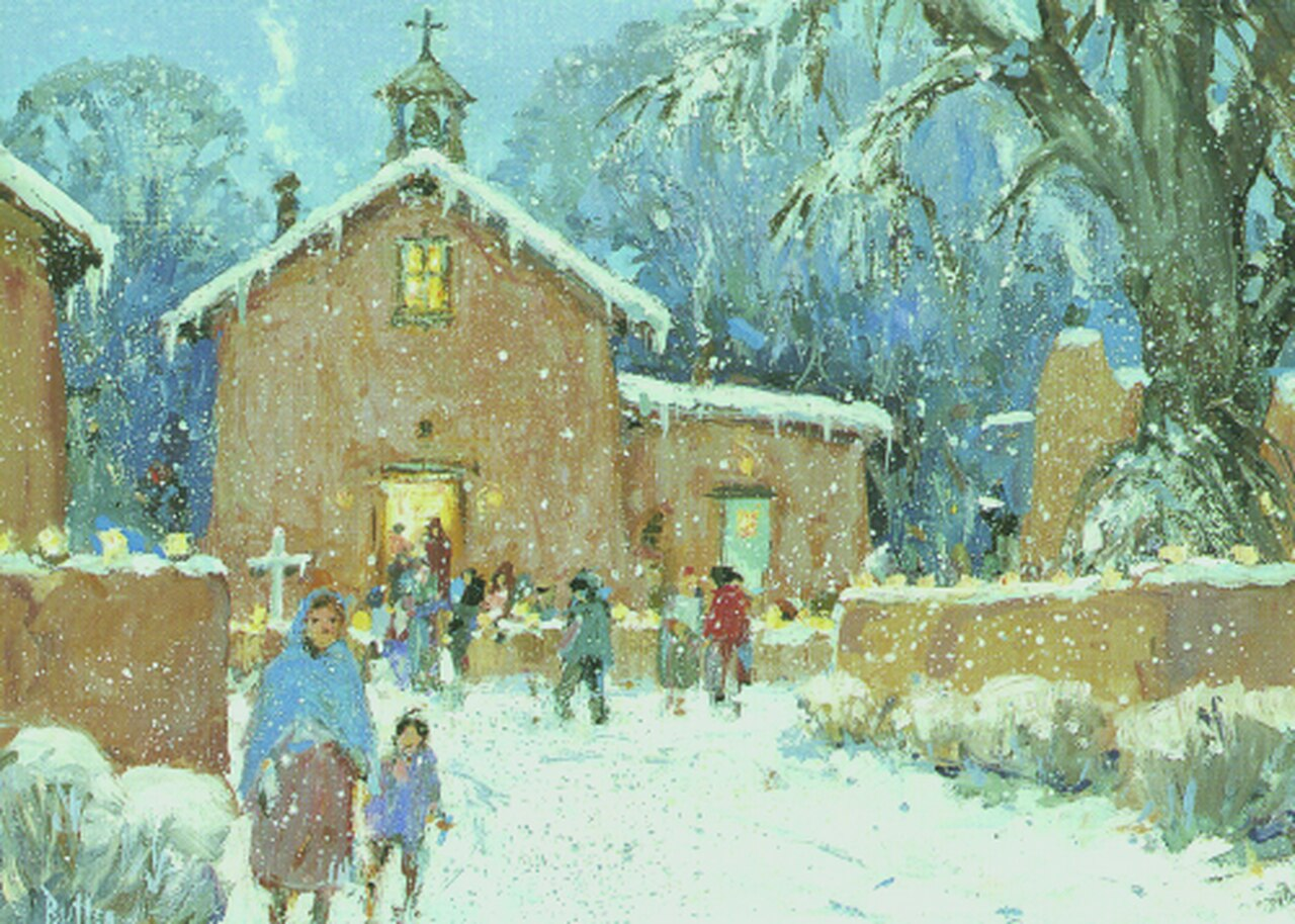 Peace on Earth by James Butler 12 Pack Holiday Cards