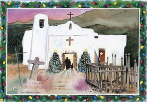 Holiday at Golden by Maris Shepherd 12 Pack Holiday Cards